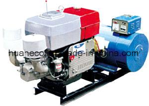 Open Type Diesel Generator, Small Size Generator, Diesel Generator (8-10GF) pictures & photos