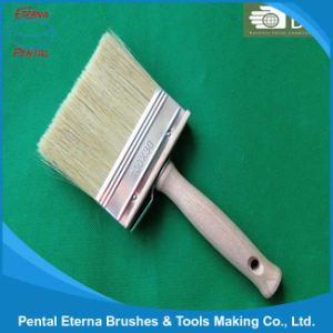 Shxb-0023 Wooden Handle Imitation Bristle Ceiling Brush pictures & photos