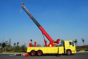 Heavy-Duty Wrecker Truck