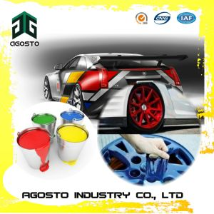 Hot Sale Spray Rubber Paint for Refinishing pictures & photos