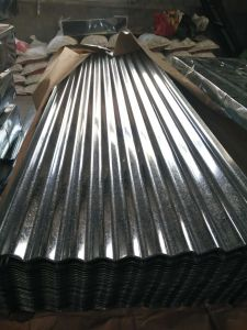 Cold Rolled Corrugated Roofing Sheets pictures & photos