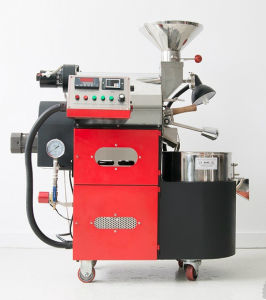 2kg Coffee Roaster Machine/2kg Coffee Bean Roasting Machine/2kg Commercial Coffee Roasters pictures & photos