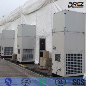 12 Ton Floor Standing Industrial Air Conditioner Horizontal AC for Expo Event Tent Cooling pictures & photos