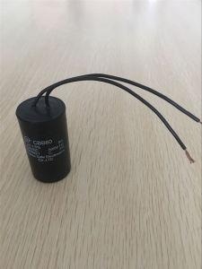 Motor Run Film Capacitor Cbb60 pictures & photos