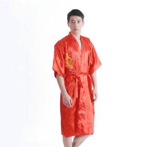 Men′s Sleepwear Summer Pajamas National Men Sleepwear Nightshirts Home Sleepwear pictures & photos