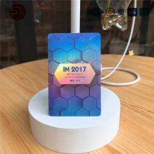 Hot Sales RFID 125kHz Chip Smart Card for Acess Control pictures & photos