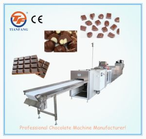 Chocolate Moulding Machine pictures & photos