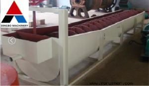 China Industrial Sand and Gold Screw Sand Washer pictures & photos