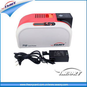 Barcode Card Card Printer/Contact Smart IC Card/ RFID Card/ Student ID Card/PVC Card /Plastic Card Printer pictures & photos