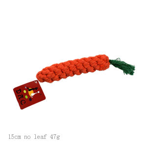 Rope Fruit Crew Dog Toy, Apple pictures & photos
