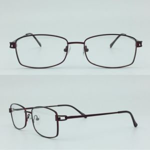 China Wholesale Metal Reading Glasses Spectacle Frames pictures & photos