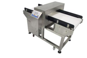 Food Processing Metal Detector with Push Rod pictures & photos