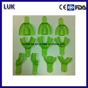 Disposable Plastic Dental Impression Tray pictures & photos