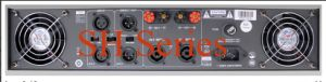 Sh3206 2u 2 Channel 600W Professional High Power Stereo Amplifier pictures & photos