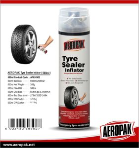Tire Inflator Sealant Fix Tyre pictures & photos