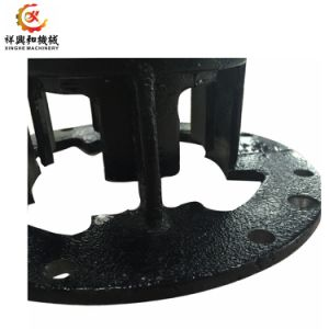 Iron Frame Metal Casting for Auto Parts pictures & photos