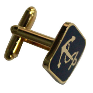 Newly Customized Business Gift Anchor Logo Cuff Link pictures & photos