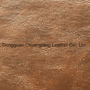 PU PVC Synthetic Leather for Furniture Car Seat Sofa pictures & photos