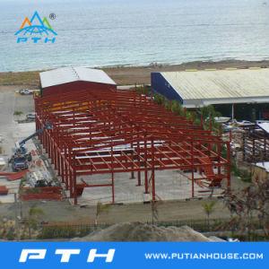Prefab Multi-Floor Steel Structure Workshop pictures & photos