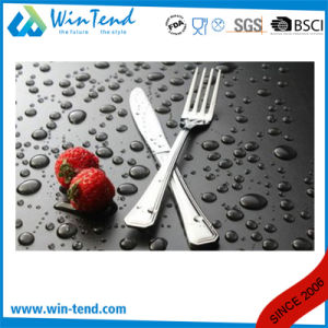 Western Hotel Restaurant Stainless Steel Cutlery Tableware Set pictures & photos