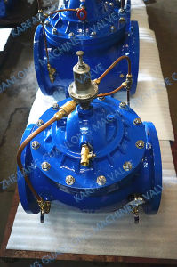 Pressure Relief / Sustaining / Emergency Open Valve (GL500X) pictures & photos