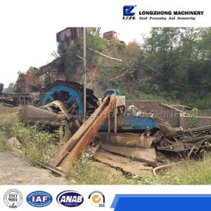 Xsd3620 Sand Washer Designed for Sand Making Production Line pictures & photos