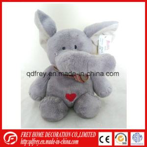 Children′s Gift Plush Animal Elephant Toy pictures & photos