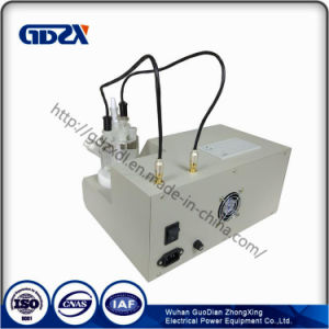 Automatic Transformer Oil Trace Moisture Analzyer karl fischer moisture analyzer tester pictures & photos