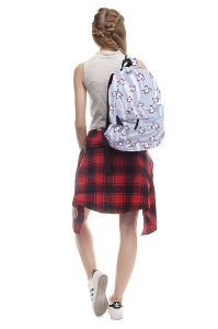 Unisex Boys Girls Fantasy Fully Printed Polyester Student Unicorn Backpack pictures & photos