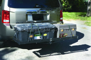 500lbs. Folding Hitch Hauler Steel Cargo Carrier pictures & photos