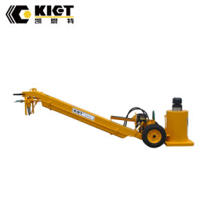 China Kiet Hydraulic Lifting Jack High Lift pictures & photos