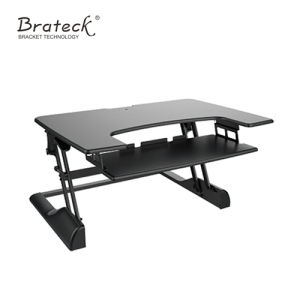 Executive Office Height Adjustable Aluminum Laptop Desk/Stand/Table Notebook