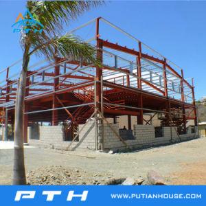 Large Prefab Steel Structure Building pictures & photos