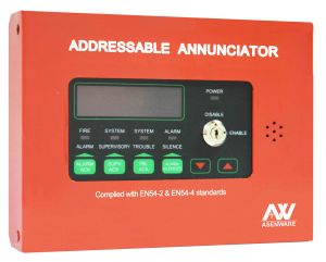 Smart Addressable Fire Alarm Monitoring System Panel pictures & photos
