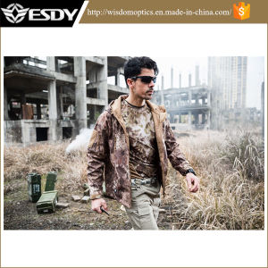 Mountain Python Tactical Softshell Outdoor Waterproof Windproof Military Jacket Coat pictures & photos