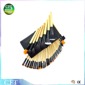 Private Label Professional Makeup Brush Set 40PCS Wool Cosmetic Brush Set pictures & photos