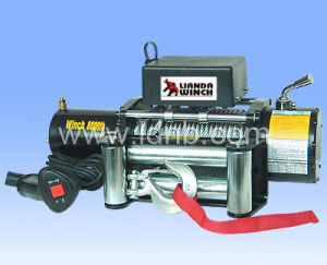 Electric Winch (LD8000) pictures & photos