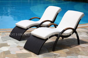 Chaise Lounge (GB-19) for Outdoor Swimming Pool & Beach