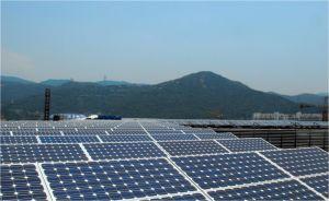 Rooftop Solar Power Plant(monocrystalline)