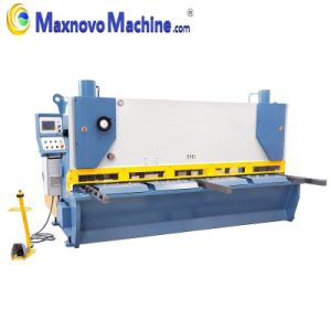 CNC Hydraulic Guillotine Cutting Plate Shearing Machine (MM-HKTD6016) pictures & photos