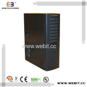 Tower Series ATX Case for Server with 11 Disk Slots pictures & photos