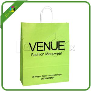 Personalize Packaging Paper Bags for Supermarket pictures & photos