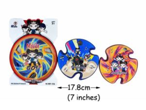 Kids 7 Inch PU Material Frisbee Toy Promotional Gift (10173608) pictures & photos