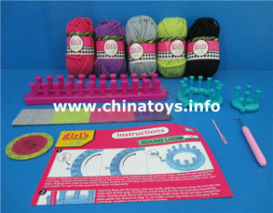 Girl′s Creator Endless Design Possibilities DIY Knitting Set Toy (884284) pictures & photos