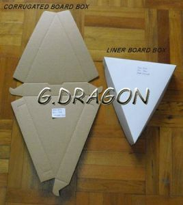 Locking Corners Pizza Box for Stability and Durability (CCB020) pictures & photos