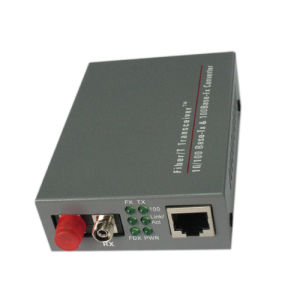 Gigabit FC Media Converter 20km (NF-F2000LX20)