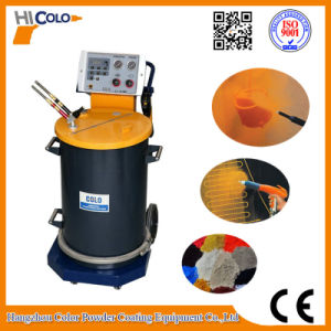 Smart Manual Powder Coating Equipment (colo-668) pictures & photos