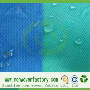 Spunbond 100%Polypropylene Non Woven Waterproof Fabric pictures & photos