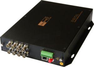 Fiber Optic Video Converter (VDS 2810)