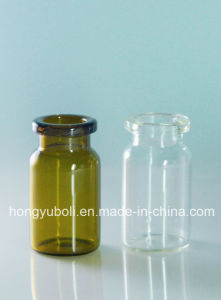 7ml Low Borosilicate Injection Glass Bottle